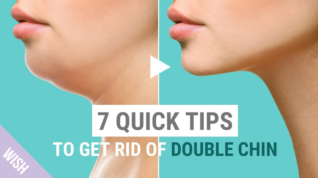 How To Get Rid of Double Chin - How To Discuss