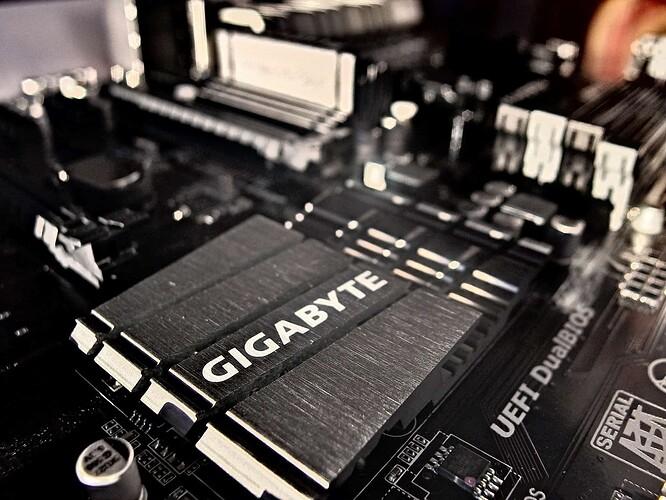 processor- GIGABYTES GHz