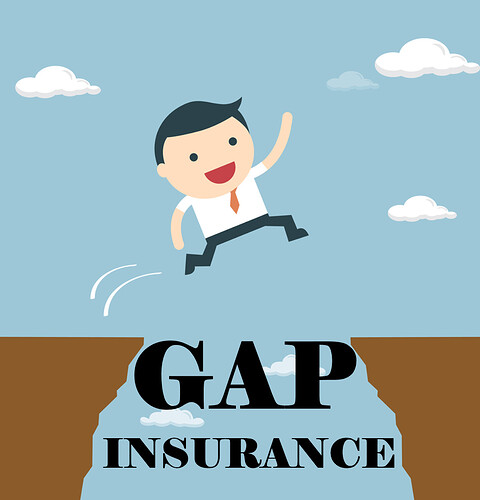 annual cost of gap insurance from state to state