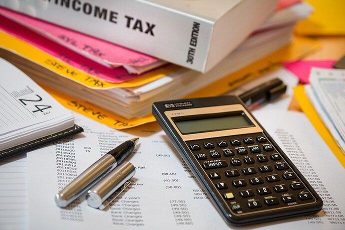 Income tax; a lifetime companion