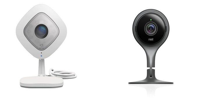 Nest Camera Indoor Vs Arlo Q