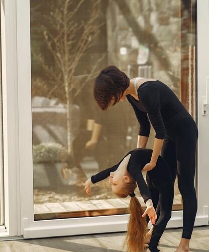 Yoga Pose for kids