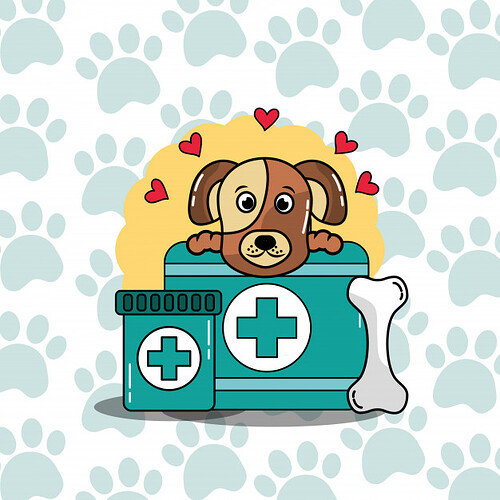 Health insurance for a dog