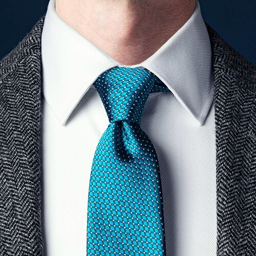 Perfectly Tie A Tie