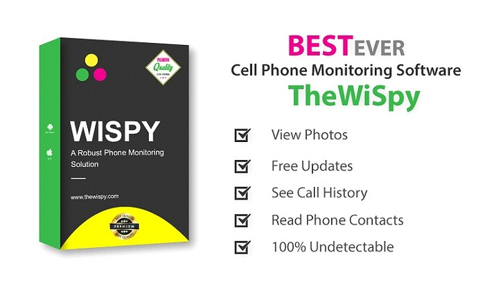 TheWiSpy Review Phone Tracker with Best Features2