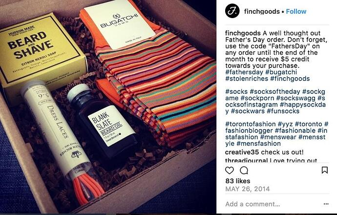 mens fashion hashtags in instagram posts