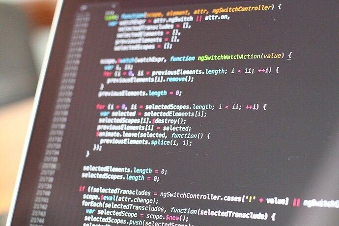 Coding language for a website