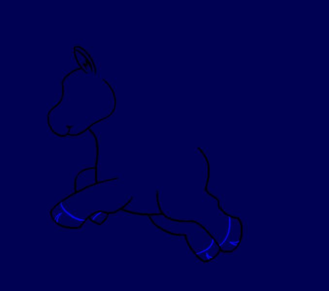 How to Draw Unicorn: Step 10