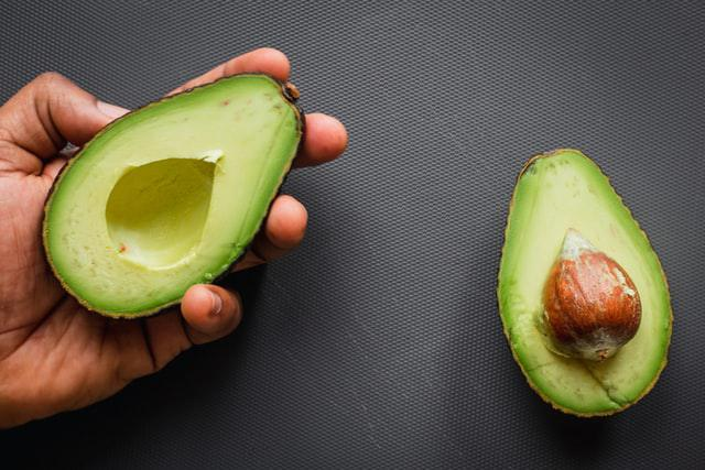 Calories find in an Avocado