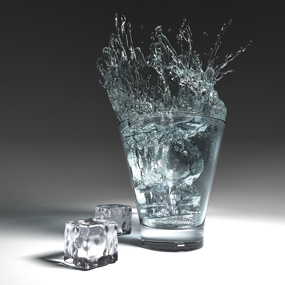 water-glass-glass-water-fresh-reflections-thirst