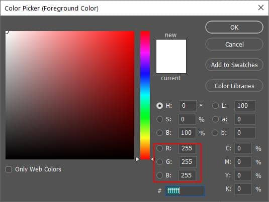 How to Change Background Color in Photoshop using Object Selection tool - step 5