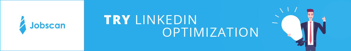 LinkedIn optimization for your profile